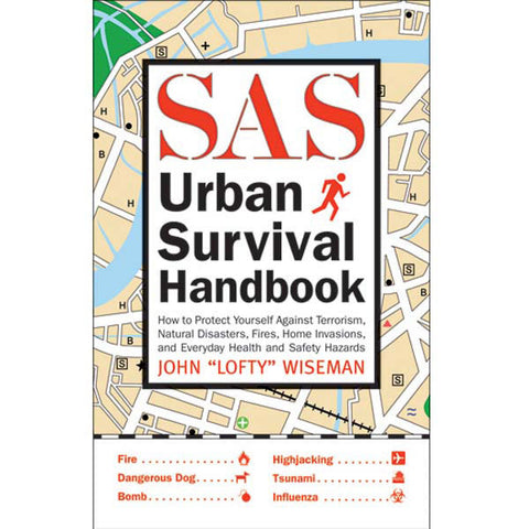 Book-SAS Urban Survival Handbook