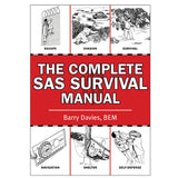 Book-The Complete SAS Survival Manual