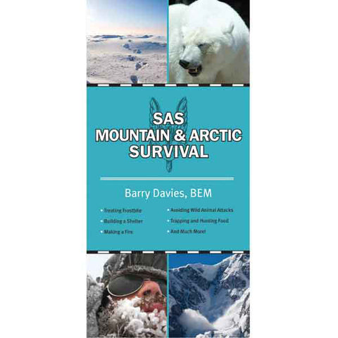 Book-The SAS Guide To Mountain And Arctic Survival