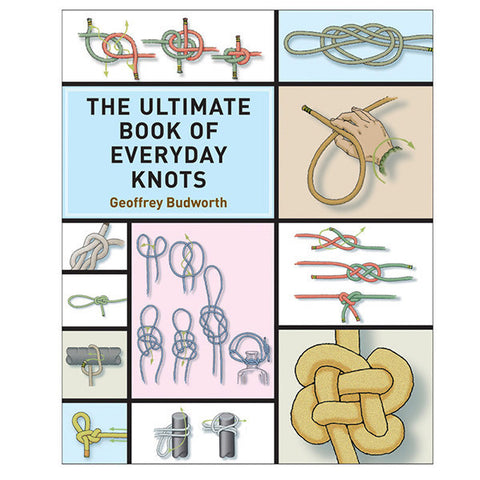 Book-The Ultimate Book of Everyday Knots