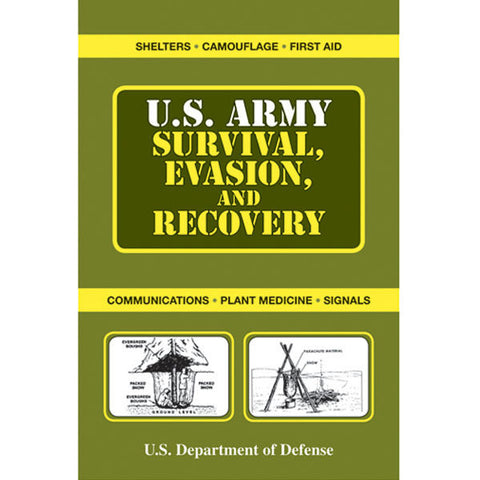 Book-U.S. Army Survival, Evasion & Recovery
