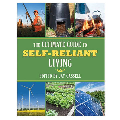 Book-Ultimate Guide To Self-Reliant Living
