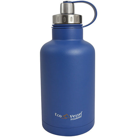 Eco Vessel® - Boss Triple Insulated SS Growler, 4 Colours