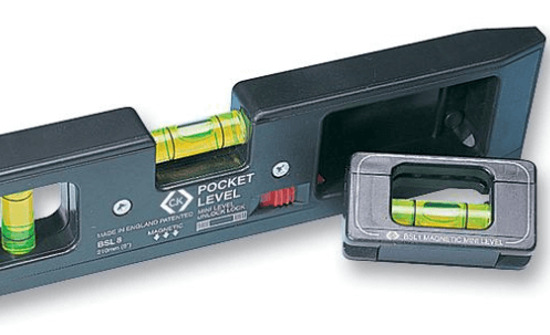 C.K TOOLS™ - Shock Proof Spirit Level, 210mm_ZOOM VIEW