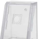 Camdenboss® - Raspberry Pi® Camera Enclosures, HIPS-CLEAR_Zoom-View