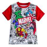 DISNEYSTORE-Marvel Comics Tee for Boys