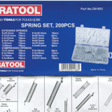DURATOOL® - Steel Spring Assortment Pack