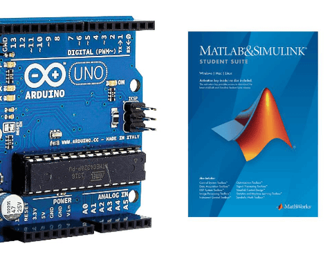 Element14 Kit - Arduino™ UNO Rev3 + MathWorks Learn to Program Pack