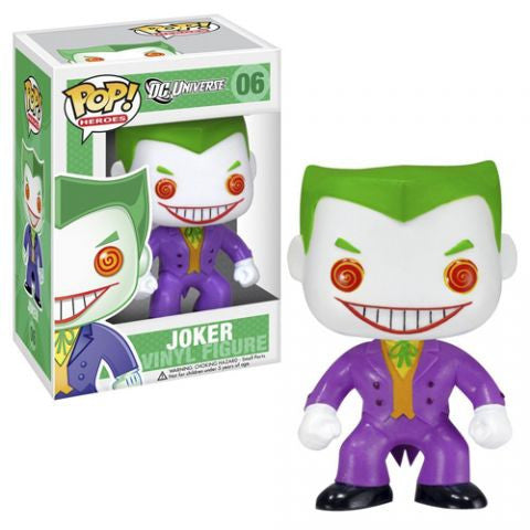 DC Comics: Joker POP Vinyl Figure