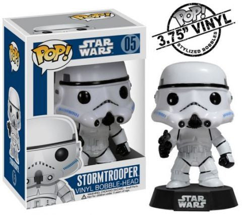 Vinyl Figure: Funko® POP! - Storm Trooper of Star Wars™
