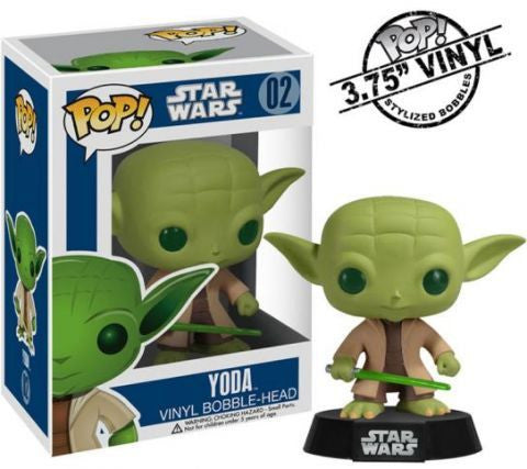 Star Wars: Yoda POP Vinyl Figure