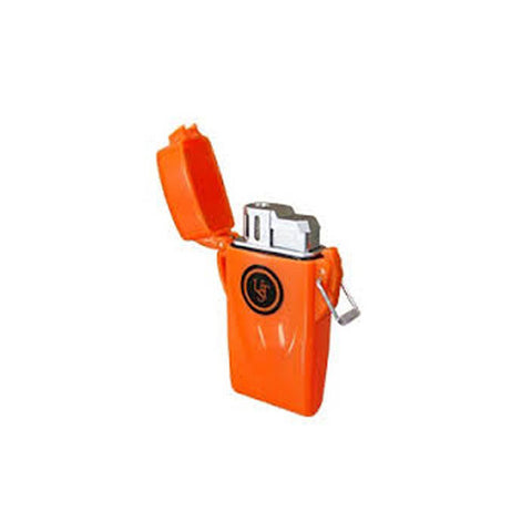 Floating Lighter, Orange