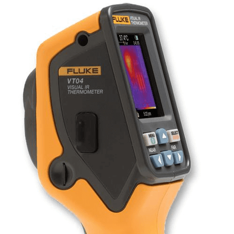 Fluke® VT04A - Handheld Visual Infrared Thermometer, -10°C to 250°C_ZOOM-VIEW2