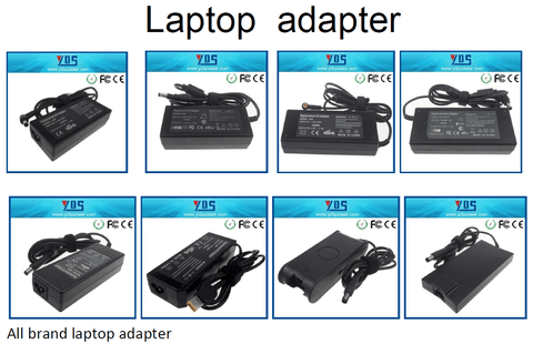 HQ Laptop Adapters - All Models