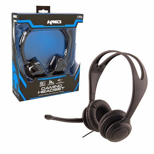 PS4 - Headset - Live Chat Headset - Small (KMD), KMD PS4 Headset, Innex Inc, CIVILSTOCK
