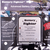 Master Series® Battery Fighter® - 12V 1.25A 4-stage Lead Acid Battery Charger_Zoom-View