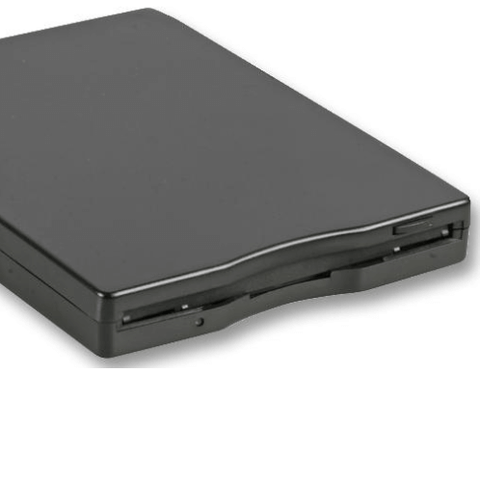 NEWlink® - External 3.5inch Floppy Disk Drive, USB_ZOOM VIEW