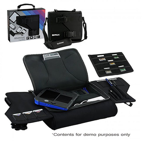 NXUNI-346_Universal - Case - Organizer Carry Case - Black (G-Pak)
