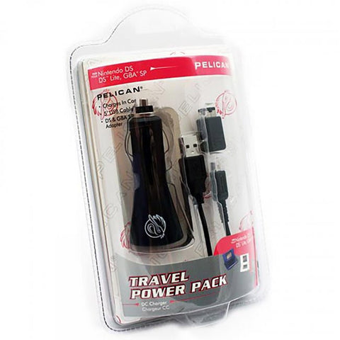 PL7334_DS Lite - Adapter - Travel Car Power Pack - Compatible with GBA SP (PDP)
