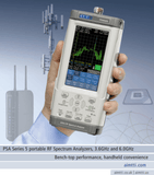 PSA6005 spectrum analyzer