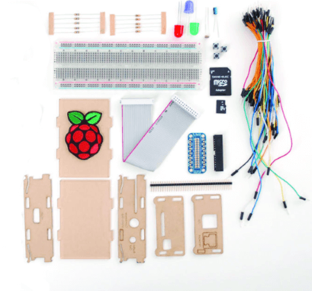 Raspberry Pi® Accessories PACK - Case, Cables, Parts & Essentials_1