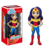 Vinyl Figure: Rock Candy® - Wonder Woman of DC SuperHero Girls™