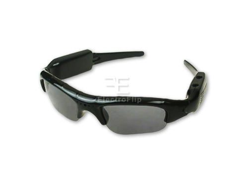iSee - Video / Audio Recording Sunglasses