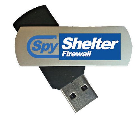 SpyShelter©, Firewall & 1 year License
