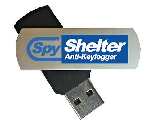SpyShelter© Premium, Anti-Keylogger & 1 Year License