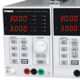 TENMA® - 2CH Bench Power Supply, Constant and Over Protections