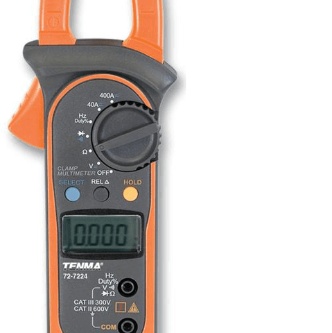 TENMA - DigitalMM - CLAMP METER, 3999