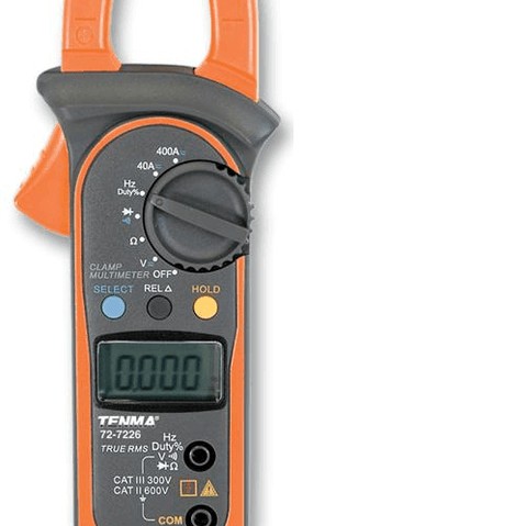 TENMA - Digital Multimeter with Current Clamp, TRMS