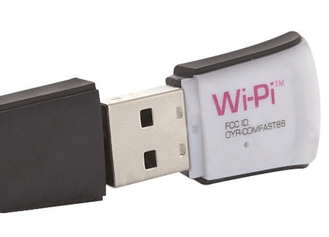element14® - Wi-Pi™, WLAN module(dongle) for the Raspberry Pi®-ZOOM_VIEW