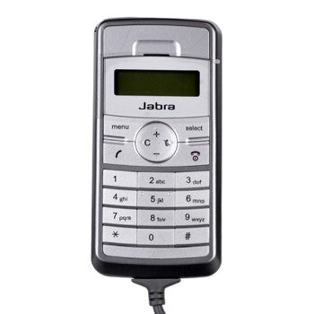 Jabra - Universal Dial 520 OC USB 2.0 VoIP Handset/Speakerphone