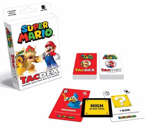 Toy - Game - Super Mario - TacDex