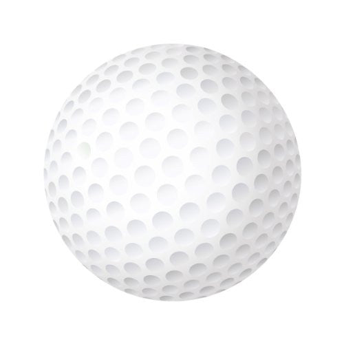 GOLFBALL Decorative Bathroom Sink Stopper Toppers