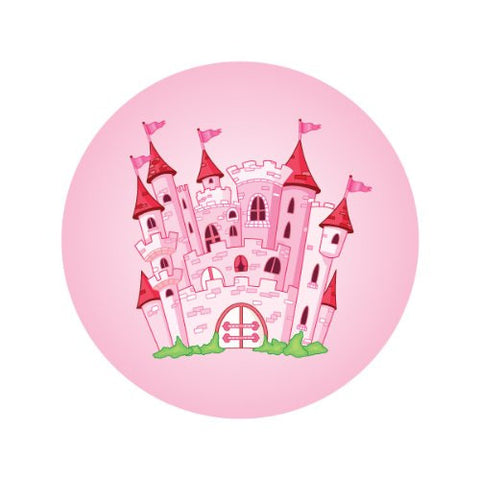PINK CASTLE Decorative Bathroom Sink Stopper Toppers