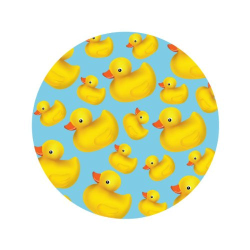 RUBBER DUCKIES Decorative Bathroom Sink Stopper Toppers