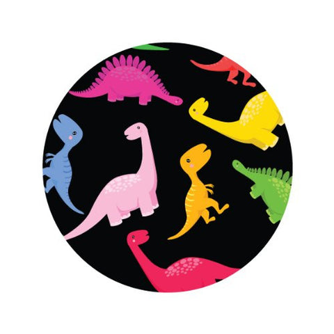NEON DINOSAURS Decorative Bathroom Sink Stopper Toppers