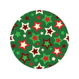 CHRISTMAS STARS Decorative Bathroom Sink Stopper Toppers