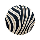 ZEBRA SKIN Decorative Bathroom Sink Stopper Toppers