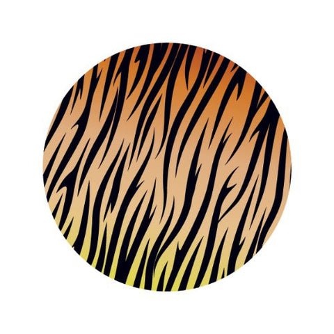 COLORFUL TIGER SKIN Decorative Bathroom Sink Stopper Toppers