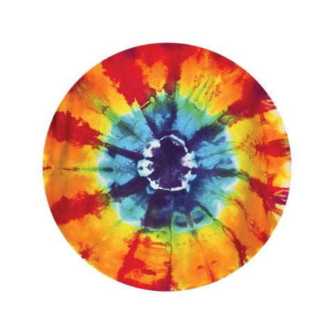 TIE DYE Decorative Bathroom Sink Stopper Toppers