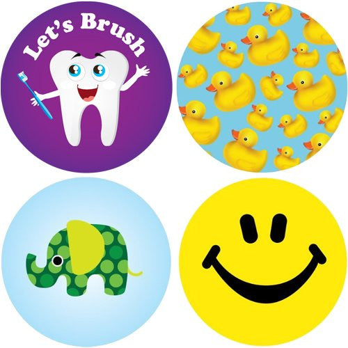 CHILDREN'S Collection Decorative Bathroom Sink Stopper Toppers