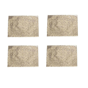 Exclusive Luxe Special Occasion Metallic Sequin Table Linens
