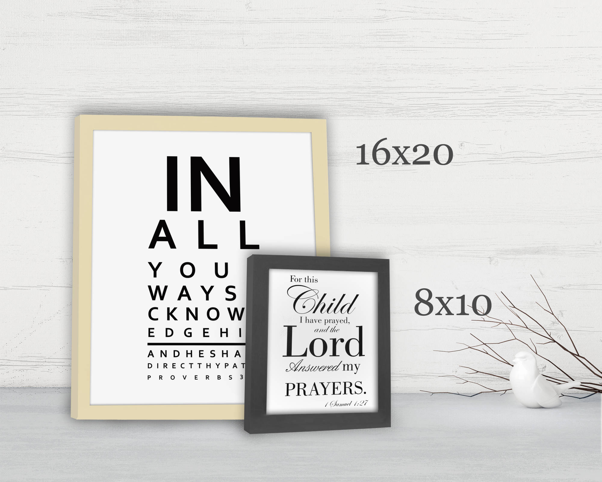 Proverbs 2:6, Framed Scripture Print, Bible Verse Print, fine art, teacher, gift ; homeschool, decor, christian, pastor, wisdom