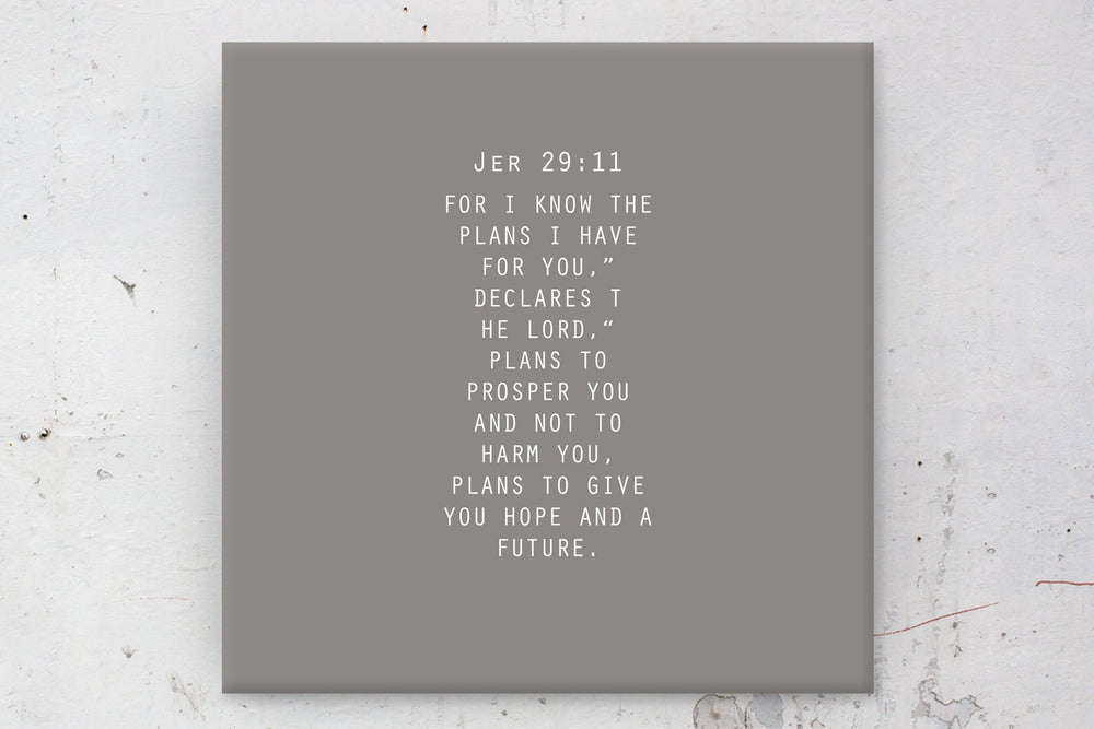 Jer 29;11, I know the plans I have for you, customize, Scriptures on canvas, Framed, scripture, gift, gifts, Christmas, for, brother, son