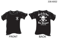 "T-Shirt, Short sleeve, Bad To The Bone ""But Forgiven"""