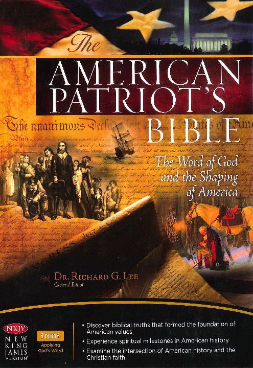 Book, American Patriots Bible (Hard Cover)