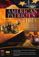 American Patriots Bible (Hard Cover)